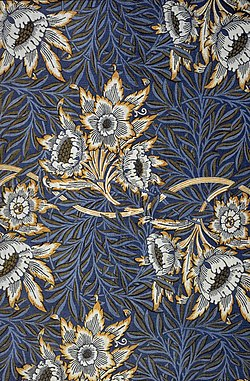 William Morris Textile Designs Wikipedia
