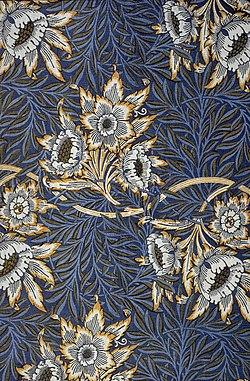 William Morris Textile Designs Wikipedia