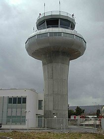Mostar Airport Control tower.jpg