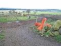 Motocross circuit near Shiel Dykes Farm - geograph.org.uk - 613892.jpg