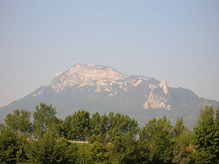 Moucherotte Mountain in France