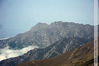 Mount Mrav, view from Mount Gomshasar, 2013.08.13 (01) 1.jpg