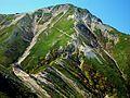 Mount Otensho from north 2002-09-24.jpg