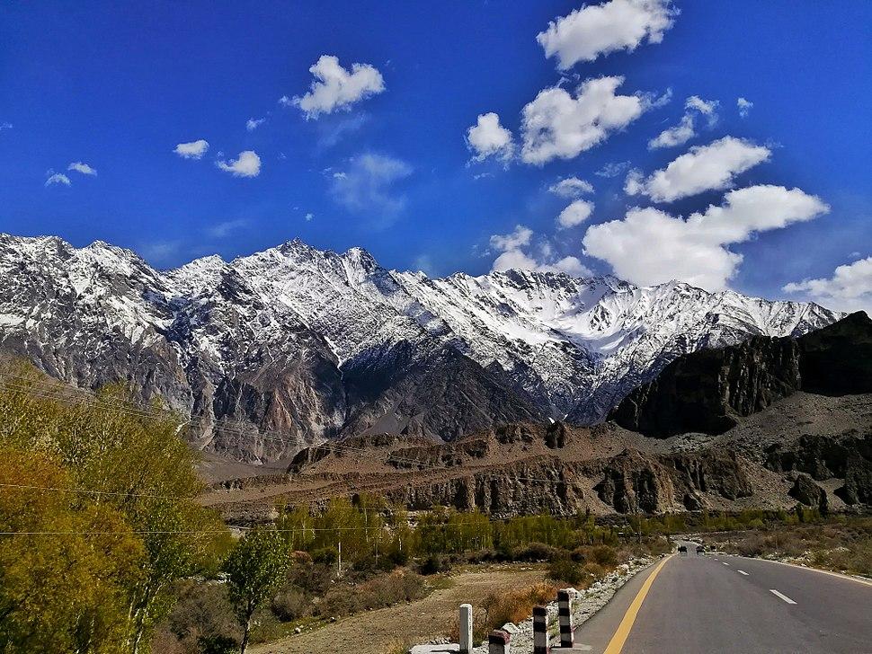 Mount hunza