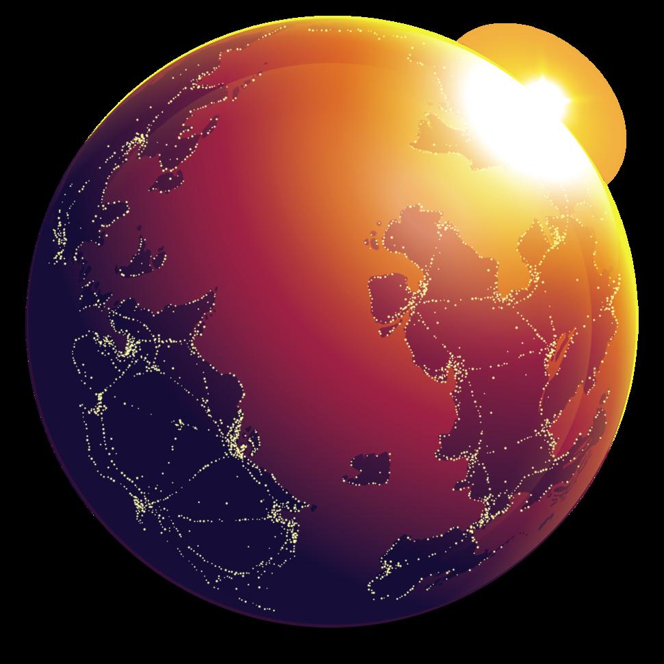 Mozilla Firefox Aurora logo 2013