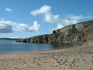 Muckle Roe - Muckle Ayre Beach