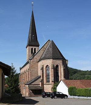 Münchweiler an der Rodalb - St. Georg
