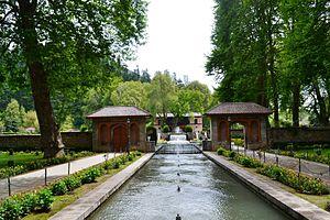 Achabal - Mughal Gardens Achabal