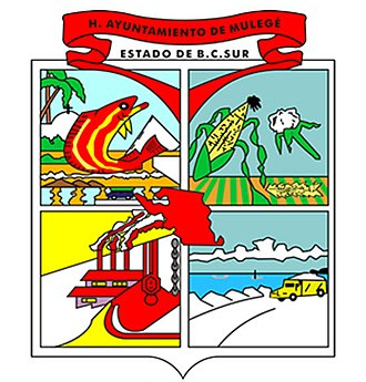 Mulegé Municipality - Image: Mulegeescudo