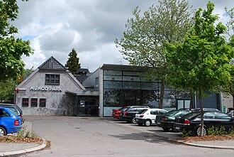 Mungo Park (theatre) - Mungo Park Theatre