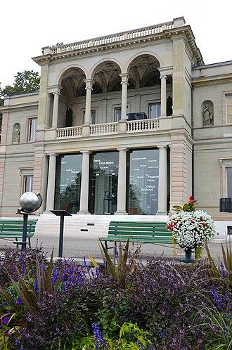 Musée d'histoire des sciences de la Ville de Genève - Musée d'histoire des sciences