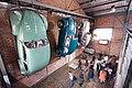 Museu Mineiro do Lousal - inside - hanging cars.jpg