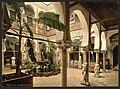 Museum- entrance hall, I, Algiers, Algeria-LCCN2001697818.jpg