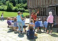 Musical Entertainment at the Weald and Downland Open Air Museum, Singleton - geograph.org.uk - 882641.jpg
