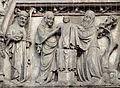 Nürnberg Lorenzkirche - Westportal 2b Darbringung im Tempel.jpg