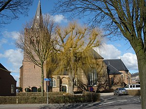 Restored Reformed Church -  Opheusden Restored Reformed Congregation