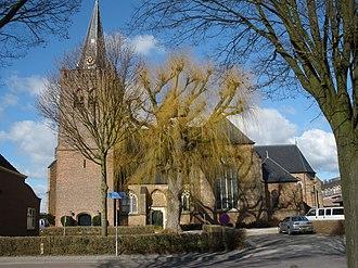 Restored Reformed Church -  Opheusden Restored Reformed Congregation