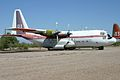 "N131FF Lockheed 100 Hercules C.130A ""81"" (8391114011).jpg"