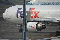 N587FE - MD11 - FedEx