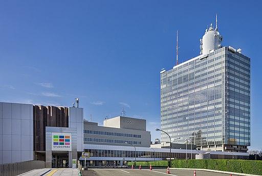 NHK Broadcasting Center 2016