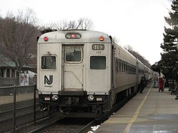 NJ Transit Comet I cab car 5103 at Ridgewood.jpg
