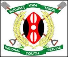 National Youth Service (Kenya) - Wikipedia