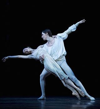 Ромео и Джульетта Прокофьев Википедия nadja sellrup and pascal jansson Шведский Королевский балет 2010