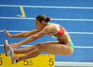 Naide Gomes Santomese/Portuguese athlete