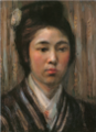 NakamuraTsune-1922-Portrait of a Woman.png