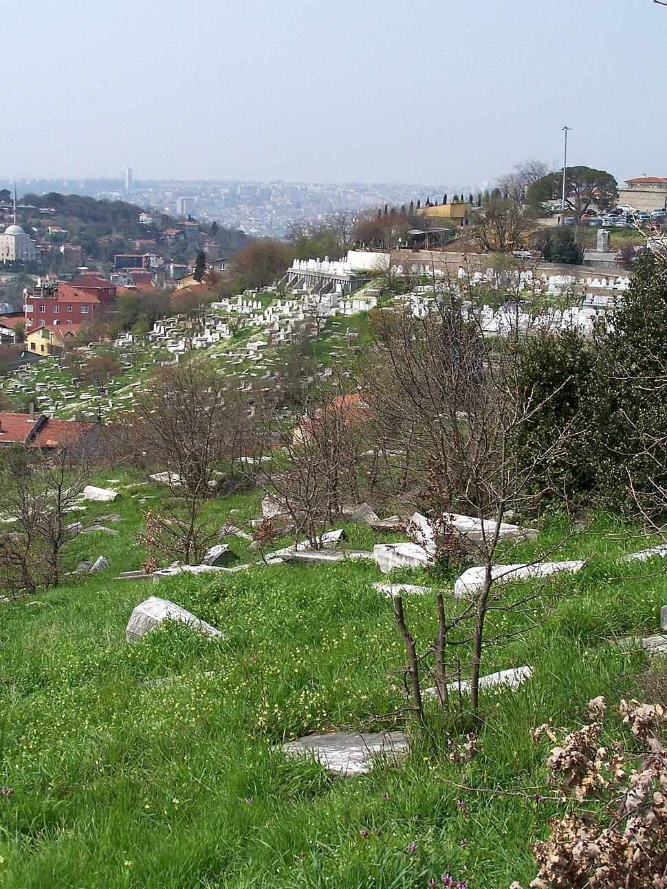 Nakkaştepe Jewish Cemetery