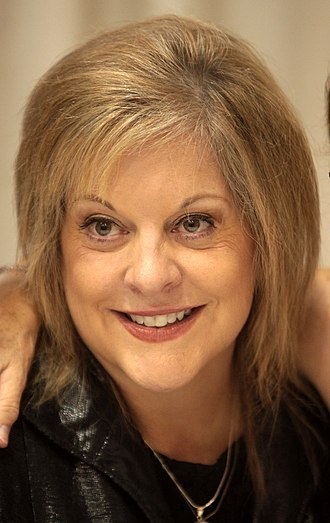 Nancy Grace - Grace at the Arizona Ultimate Women's Expo in October 2014