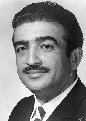 Nasser Sharify - Sharify in 1960s
