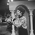 Nationaal Songfestival 1966. Milly Scott, Bestanddeelnr 918-7522.jpg