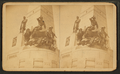National Lincoln Monument, Springfield, Illinois. Naval group of statuary, from Robert N. Dennis collection of stereoscopic views 4.png