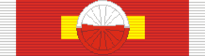 C. N. R. Rao - Image: National Order of Scientific Merit Grand Cross (Brazil) ribbon bar