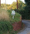 National Trust Sign, Chartwell - geograph.org.uk - 1500063.jpg