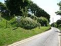 National Trust signage at Notthill near Penmaen - geograph.org.uk - 2416885.jpg