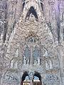 Nativity Facade of the Sagrada Família, May 2013 - 14.JPG