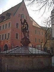 Wenzelsbrunnen