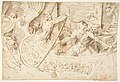 Naval Battle (Recto); Forest with Angel (Verso) MET DP802159.jpg