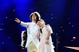 Naviband - NaviBand at Eurovision Song Contest 2017