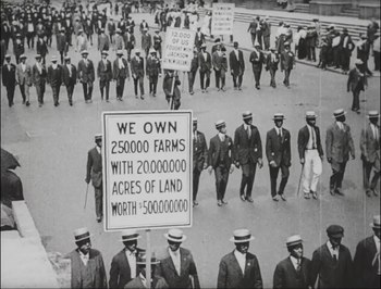 File:Negroes' Protest a Silent Parade 1917.webm