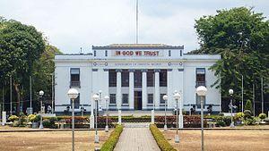 Negros Oriental - Negros Oriental Provincial Capitol in Dumaguete