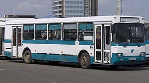Neman (bus) - Neman-52012