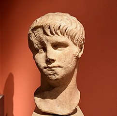 Portrait of Nero, 4th type