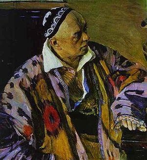 Alexey Shchusev - Shchusev in 1941, by  Mikhail Nesterov.