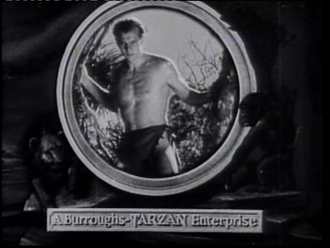 The New Adventures of Tarzan - Herman Brix as Tarzan