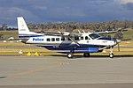 New South Wales Police Force (VH-DVV) Cessna Grand Caravan 208B EX taxiing at Wagga Wagga Airport (3).jpg