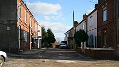 New Street, Pilsley - 350508.jpg