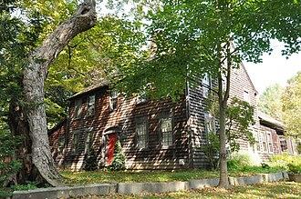 John Glover House - Image: Newtown CT John Glover House